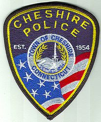 Cheshire Police Patch (flag) (CT)