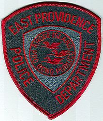 East Providence Police Patch (RI)