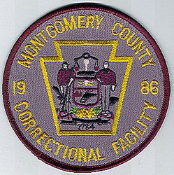 Montgomery Co. Correctional Facility Patch (PA)
