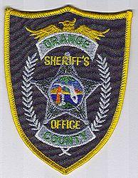 Orange co sheriff florida fl police patch insignia - Orange county sheriffs office florida ...