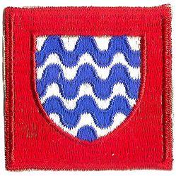15th ARMY GROUP PATCH (WW II)