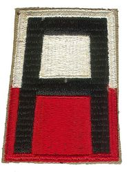 1st ARMY PATCH POST WW II