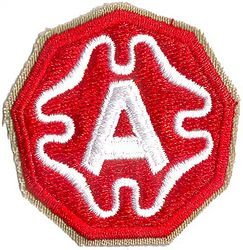 9th ARMY PATCH (WW II) REPRODUCTION