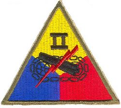 2nd ARMORED CORPS