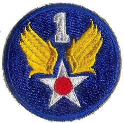 1st AIR FORCE (REPRO)