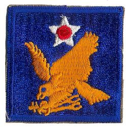 2nd AIR FORCE (REPRO)