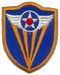 4th AIR FORCE (REPRO)