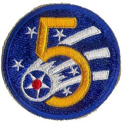 5th AIR FORCE (REPRO)