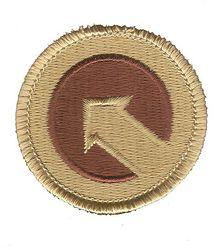 1st LOGISTICAL COMMAND, DESERT