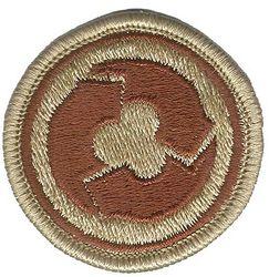 311th LOGISTICAL COMMAND, DESERT