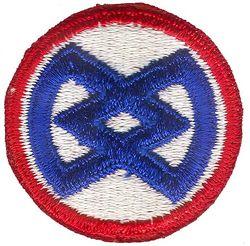 313th LOGISTICAL COMMAND (ORIGINAL)