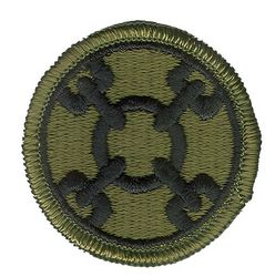 310th LOGISTICAL COMMAND, SUBDUED