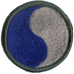 29th INFANTRY DIVISION
