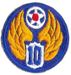 10th AIR FORCE (REPRO)