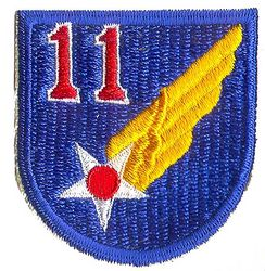 11th AIR FORCE (REPRO)
