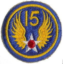 15th AIR FORCE (REPRO)