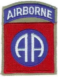 82nd AIRBORNE DIVISION (REPRO)