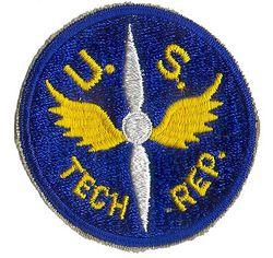 U.S. TECH REP. (REPRO)