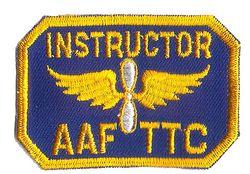 INSTRUCTOR AAF TTC (REPRO)