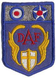 DESERT AIR FORCE (REPRO)