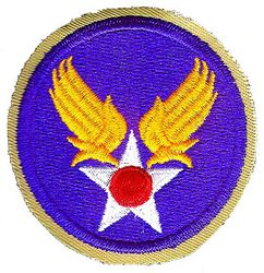 ARMY AIR FORCE HQ (REPRO)