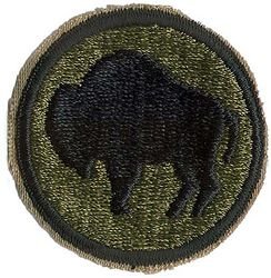 92nd INFANTRY DIVISION (REPRO)