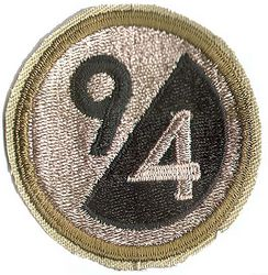 94th INFANTRY DIVISION (REPRO)