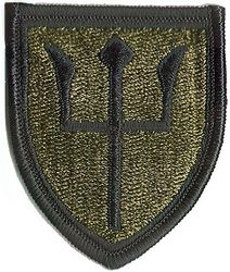 97th INFANTRY DIVISION, SUBDUED