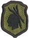 98th INFANTRY DIVISION, SUBDUED