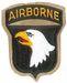 101st AIRBORNE DIVISION (REPRO)