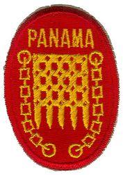 PANAMA HELLGATE (REPRO)