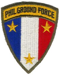 PHILIPPINE GROUND FORCE (REPRO)