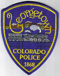 Georgetown Police Patch (CO)