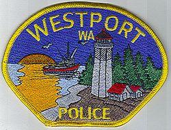 Westport Police Patch (WA)