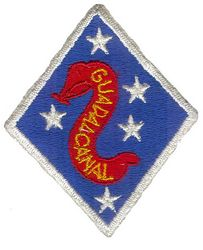 2nd GUADALCANAL DIVISION (REPRO)