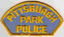 Park: PA, Pittsburgh Park Police Patch