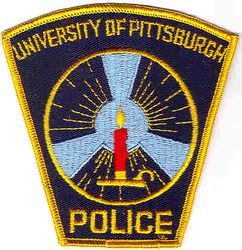 School: PA, Univ. of Pittsburgh Police Patch