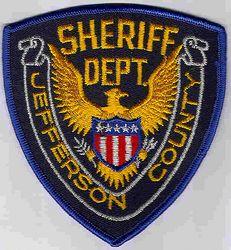 Sheriff: PA, Jefferson Co. Sheriffs Dept. Patch
