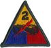 2ND ARMORED DIVISION W/O TAB