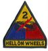 2ND ARMORED DIVISION W/ TAB