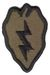 25TH INFANTRY DIVISION (SUBDUED)