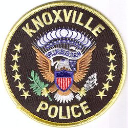 Knoxville Police Patch (TN)