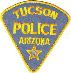 Tucson Police Patch (AZ)