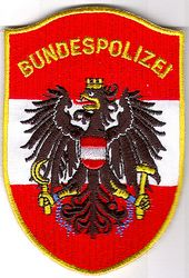 Foreign: Austria, Bundespolizei Police Patch