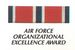 AIR FORCE ORGANIZATIONAL EXCELLENCE RIBBON