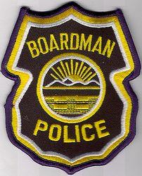 Boardman Police Patch (OH)