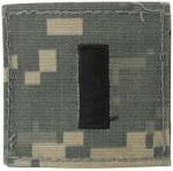 First Lieutenant (1LT) - Velcro