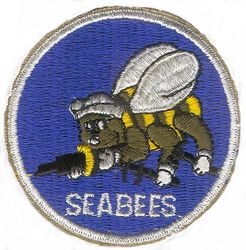 SEEBEES PATCH (WW2)