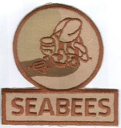 SEEBEE POCKET PATCH (DESERT)