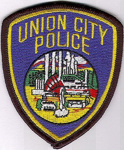 California City CA Police Dept Patch California